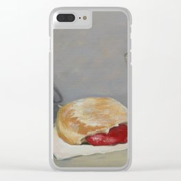 Deliciously Sweet Clear iPhone Case