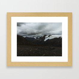 Kenai Fjords National Park, Alaska Framed Art Print