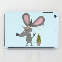mouse iPad Cases featuring mouse by Sucoco