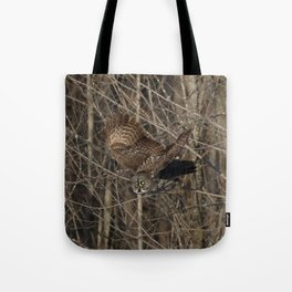 Leap of faith Tote Bag