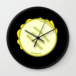 Arepa Wall Clock