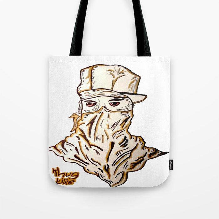 Thug  Tote Bag
