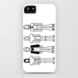 ABBA iPhone Case