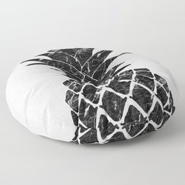 Pineapple Marble Floor Pillow