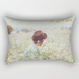 Sky Sticky Notes Rectangular Pillow
