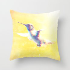 In the morning.... Throw Pillow