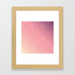 Colorless varnishes Framed Art Print