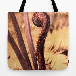 Exotical Fern Tote Bag