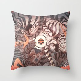 Strife Throw Pillow