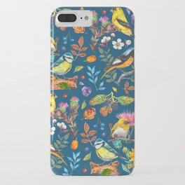 Birds Nature - BBG iPhone Case