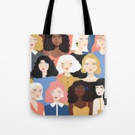 Girls 01 Tote Bag