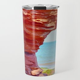 Scarlet Formation Travel Mug