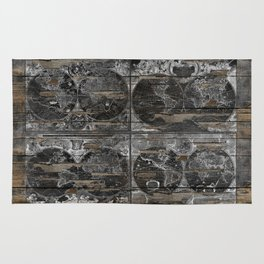 Historical Maps Rug