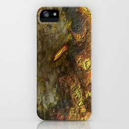 Bound in Fire iPhone Case