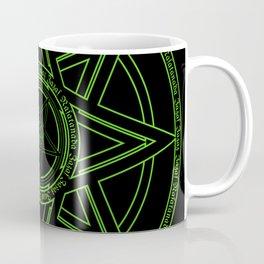 Zazaz Zazas Nasatanada Zazas (green acid edit) Coffee Mug