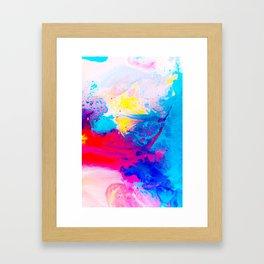 Chroma Framed Art Print