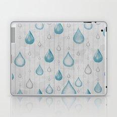 Spring Showers Laptop & iPad Skin