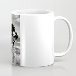 The Catus Tree Siesta Key Beach Coffee Mug