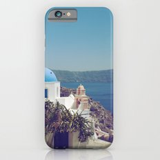 Santorini Door VI iPhone 6s Slim Case