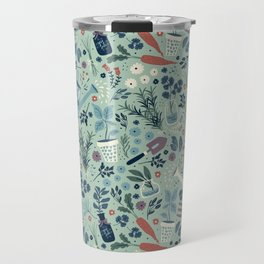 Herb Garden Travel Mug
