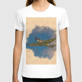 Spitfire - WWII Fighter T-shirt