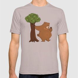 Bear and Madrono T-shirt