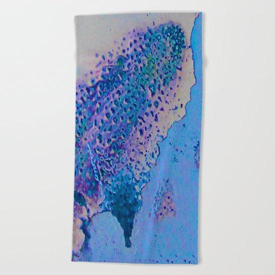 Disintegration Beach Towel