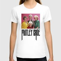 golden girls T-shirts featuring Golden Girls! Girls! Girls! by hellosailortees