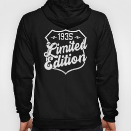 Vintage 1935 Limited Edition Gift Hoody