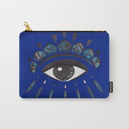 Kenzo eye blue Carry-All Pouch