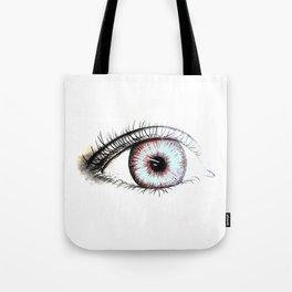 Looking In #2 - Original sketch to digital art Tote Bag