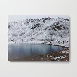 Hatcher's Pass Lake - 2 Metal Print