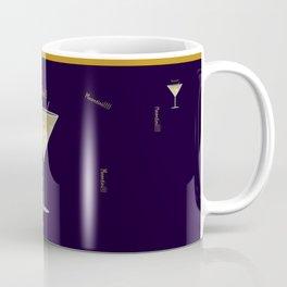 Time For A Moontini! Coffee Mug