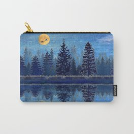 Denim Design Pine Barrens Reflection Carry-All Pouch