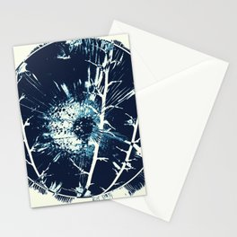 A lump on my chest. Stationery Cards