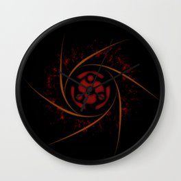 SHARINGAN TELEPORT Wall Clock