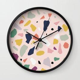 Big Terrazzo Wall Clock