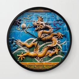 Dragon Wall Wall Clock