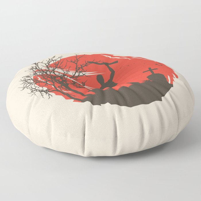 Boomstick Floor Pillow