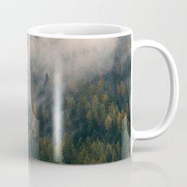 Fog Forest Coffee Mug