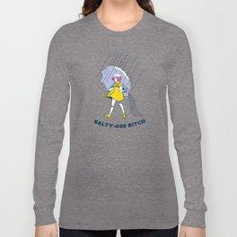 Salty-Ass Bitch Long Sleeve T-shirt