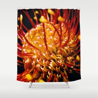 candy Shower Curtains featuring Candy by Stephen Linhart