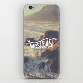 West Coast NZ iPhone Skin