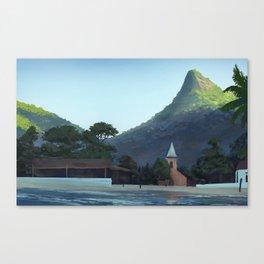 Ilha Grande Canvas Print