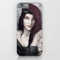 Tattoo girl Slim Case iPhone 6s
