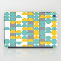 60s iPad Cases featuring 60s pattern 02 by Ioana Luscov