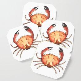 Crab: Fish of Portugal Coaster