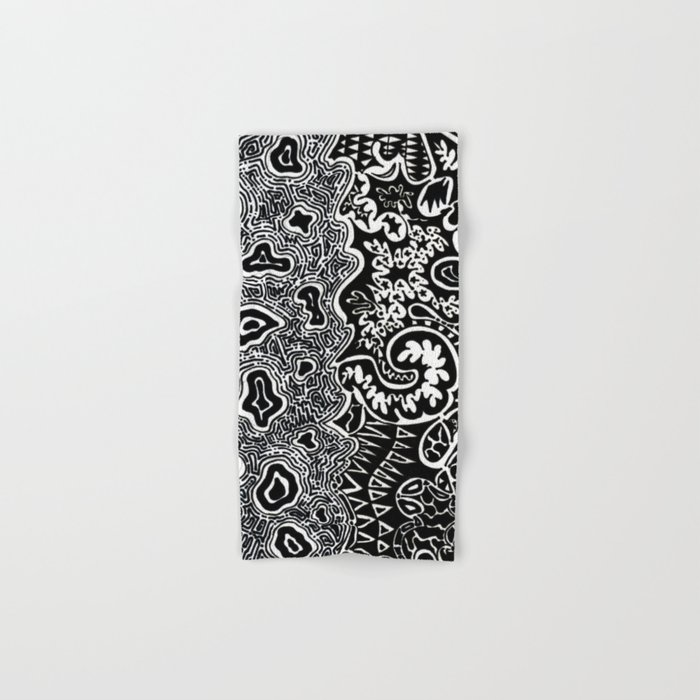 Dependent Existence / The Sun and The Moon Hand & Bath Towel