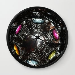 Indian tradition Wall Clock