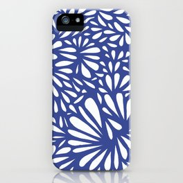 White Drops iPhone Case